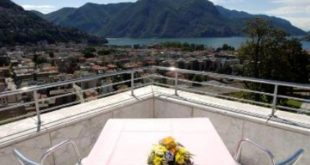 lugano residence stanza