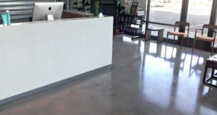 microcemento pavimento